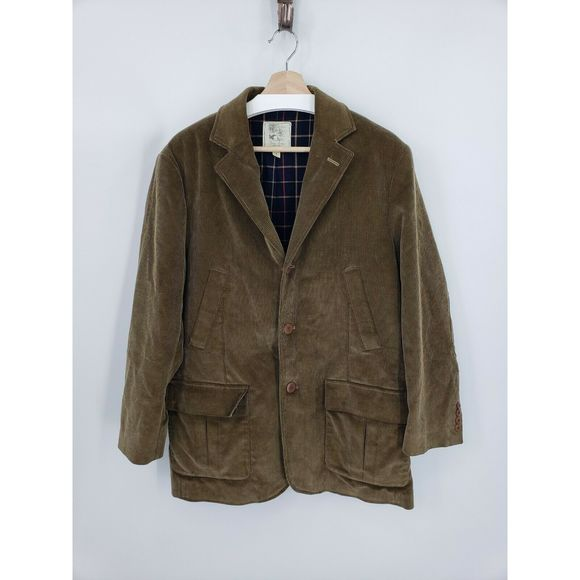 Brooks Brothers Other - Brooks Brothers Corduroy Hunting Field Blazer